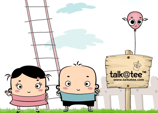 Introducing Talk@tee: Our T-Shirt Project!