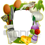 Cooking Frame